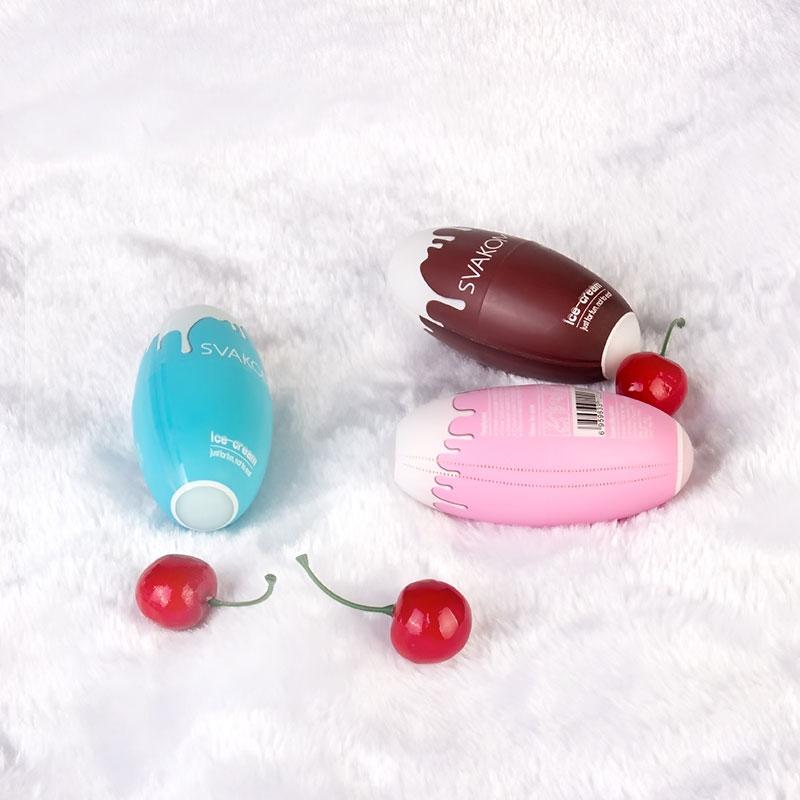 美国司沃康 冰淇淋自慰蛋 男用便携式迷你飞机杯自慰器