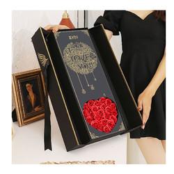 ZINI天使之翼黑金情侣礼盒 高端包装礼盒